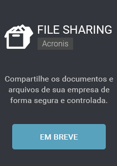 File Sharing Acronis. Compartilhamento de arquivos com segurança.