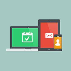 E-mail premium para empresas.
