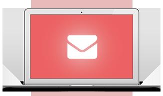 E-mail dedicado para empresas.