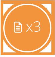 Backup automático regra 3-2-1 cloud storage. 3 cópias dos dados.